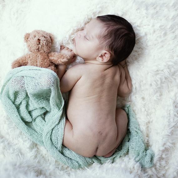fotografía bebes